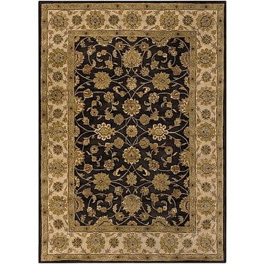 Surya Crowne CRN6009-23 Hand Tufted Rug, 2' x 3' Rectangle
