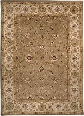 Surya Crowne CRN6010-69 Hand Tufted Rug, 6' x 9' Rectangle