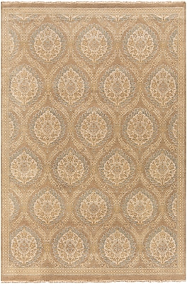 Surya Jade JDE3003-912 Hand Knotted Rug, 9' x 12' Rectangle