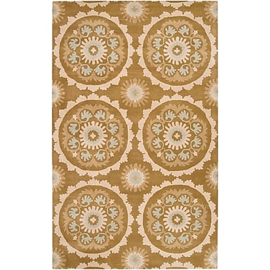 Surya B. Smith Mosaic MOS1069-58 Hand Tufted Rug, 5' x 8' Rectangle