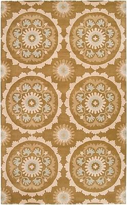 Surya B. Smith Mosaic MOS1069-58 Hand Tufted Rug, 5' x 8' Rectangle