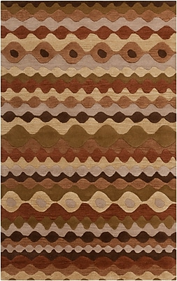 Surya Oasis OAS1087-58 Hand Tufted Rug, 5' x 8' Rectangle