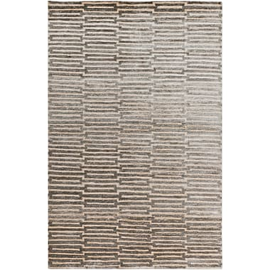 Surya Platinum PLAT9000-23 Hand Knotted Rug, 2' x 3' Rectangle