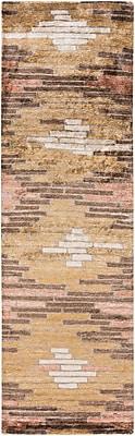 Surya Platinum PLAT9012-268 Hand Knotted Rug, 2'6