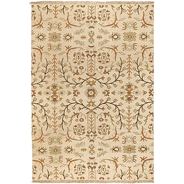 Surya Sonoma SNM9002-46 Hand Knotted Rug, 4' x 6' Rectangle