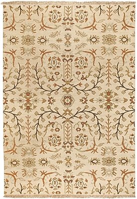 Surya Sonoma SNM9002-69 Hand Knotted Rug, 6' x 9' Rectangle