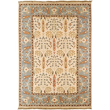 Surya Sonoma SNM9008-69 Hand Knotted Rug, 6' x 9' Rectangle