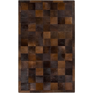 Surya Vegas VGS3001-69 Hand Crafted Rug, 6' x 9' Rectangle