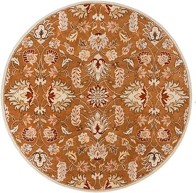 Surya Caesar CAE1117-6RD Hand Tufted Rug, 6' Round