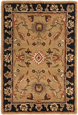 Surya Crowne CRN6007-312 Hand Tufted Rug, 3' x 12' Rectangle