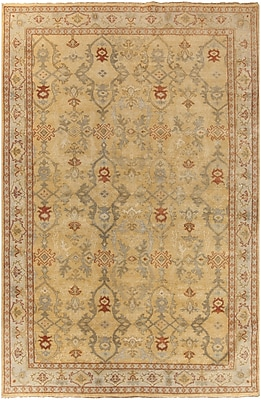 Surya Castle CSL6000-23 Hand Knotted Rug, 2' x 3' Rectangle