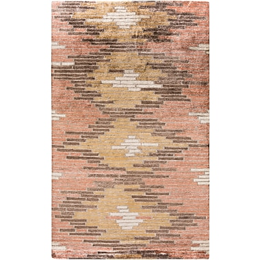 Surya Platinum PLAT9012-23 Hand Knotted Rug, 2' x 3' Rectangle