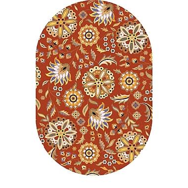 Surya Athena ATH5126-69OV Hand Tufted Rug, 6' x 9' Oval