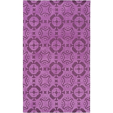 Surya Abigail ABI9058-58 Machine Made Rug, 5' x 8' Rectangle
