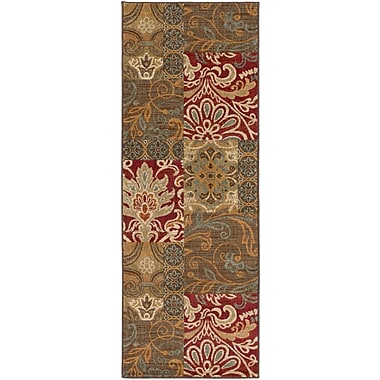Surya Arabesque ABS3025-2773 Machine Made Rug, 2'7