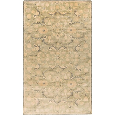 Surya Ainsley AIN1013-3959 Hand Knotted Rug, 3'9