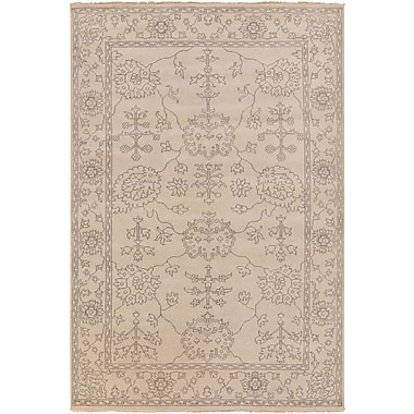 Surya Ainsley AIN1018-5686 Hand Knotted Rug, 5'6