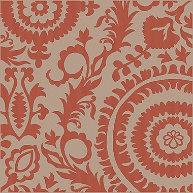 Surya Alfresco ALF9617-SQ Machine Made Rug