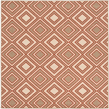 Surya Alfresco ALF9618-SQ Machine Made Rug