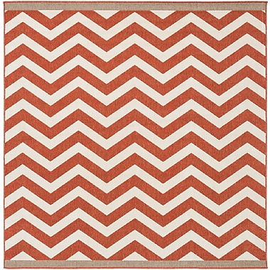 Surya Alfresco ALF9647-SQ Machine Made Rug