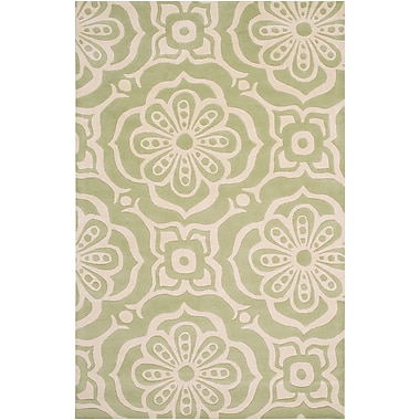 Surya KD Spain Alhambra ALH5022-58 Hand Tufted Rug, 5' x 8' Rectangle