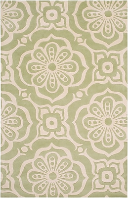 Surya KD Spain Alhambra ALH5022-23 Hand Tufted Rug, 2' x 3' Rectangle