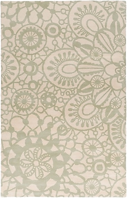 Surya KD Spain Alhambra ALH5026-23 Hand Tufted Rug, 2' x 3' Rectangle