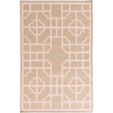 Surya Beth Lacefield Alameda AMD1068-58 Hand Woven Rug, 5' x 8' Rectangle