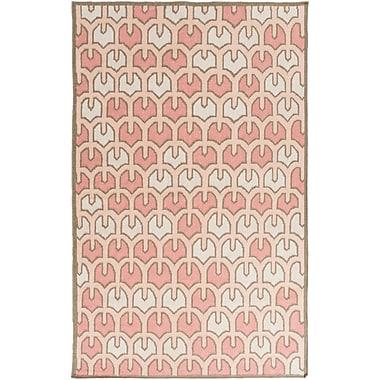 Surya Beth Lacefield Alameda AMD1072-58 Hand Woven Rug, 5' x 8' Rectangle