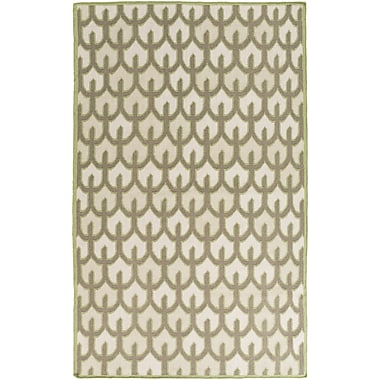 Surya Beth Lacefield Alameda AMD1076-23 Hand Woven Rug, 2' x 3' Rectangle