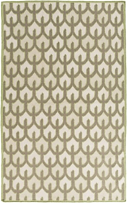 Surya Beth Lacefield Alameda AMD1076-58 Hand Woven Rug, 5' x 8' Rectangle