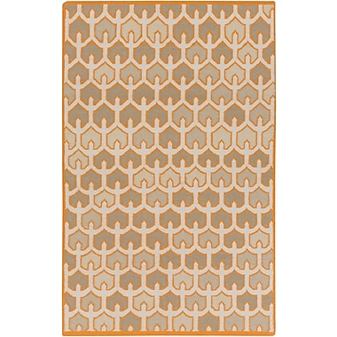 Surya Beth Lacefield Alameda AMD1077-23 Hand Woven Rug, 2' x 3' Rectangle