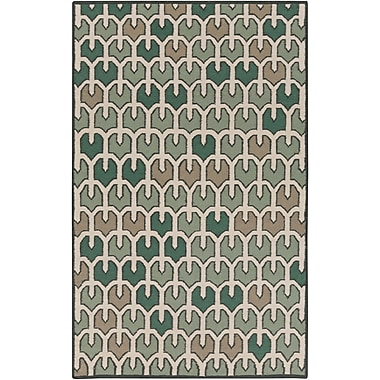 Surya Beth Lacefield Alameda AMD1078-23 Hand Woven Rug, 2' x 3' Rectangle