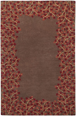 Surya Athena ATH5003-69 Hand Tufted Rug, 6' x 9' Rectangle