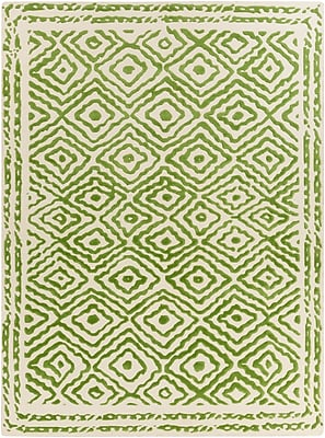 Surya Beth Lacefield Atlas ATS1009-3353 Hand Knotted Rug, 3'3