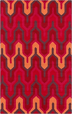 Surya Brentwood BNT7701-810 Hand Hooked Rug, 8' x 10' Rectangle