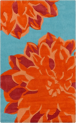 Surya Budding BUD2000-23 Hand Tufted Rug, 2' x 3' Rectangle