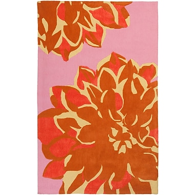 Surya Budding BUD2005-811 Hand Tufted Rug, 8' x 11' Rectangle