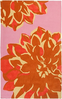 Surya Budding BUD2005-58 Hand Tufted Rug, 5' x 8' Rectangle