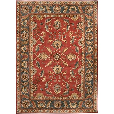Surya Caesar CAE1007-69 Hand Tufted Rug, 6' x 9' Rectangle