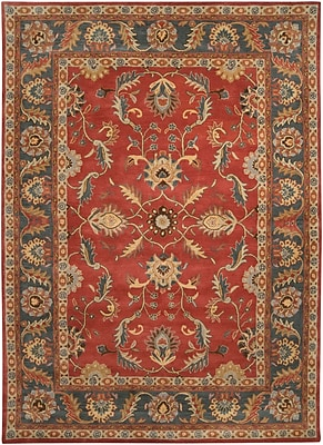 "Surya Caesar CAE1007-7696 Hand Tufted Rug, 7'6"" x 9'6"" Rectangle"