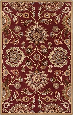 Surya Caesar CAE1061-23 Hand Tufted Rug, 2' x 3' Rectangle