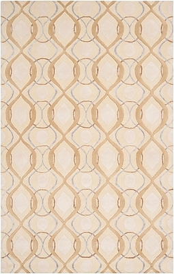 Surya Candice Olson Modern Classics CAN1985-811 Hand Tufted Rug, 8' x 11' Rectangle