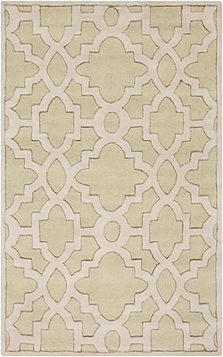 Surya Candice Olson Modern Classics CAN2038-58 Hand Tufted Rug, 5' x 8' Rectangle