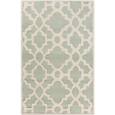 Surya Candice Olson Modern Classics CAN2039-23 Hand Tufted Rug, 2' x 3' Rectangle