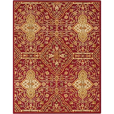 Surya Carrington CAR1010-3353 Hand Hooked Rug, 3'3