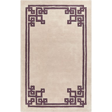 Surya Beth Lacefield Calaveras CAV4004-58 Hand Tufted Rug, 5' x 8' Rectangle