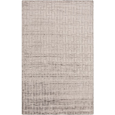 Surya Castlebury CBY7001-58 Hand Knotted Rug, 5' x 8' Rectangle