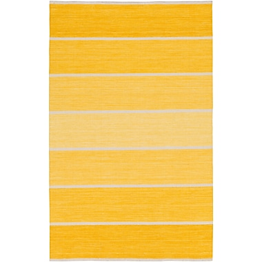 Surya Calvin CLV1045-23 Hand Woven Rug, 2' x 3' Rectangle