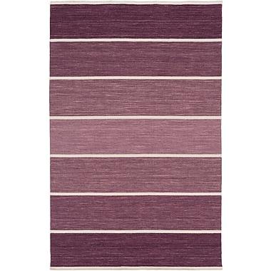 Surya Calvin CLV1047-58 Hand Woven Rug, 5' x 8' Rectangle